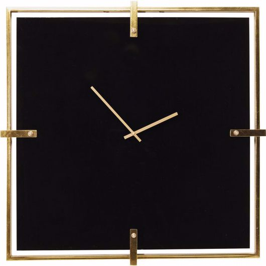 图片 Black Mamba Wall Clock