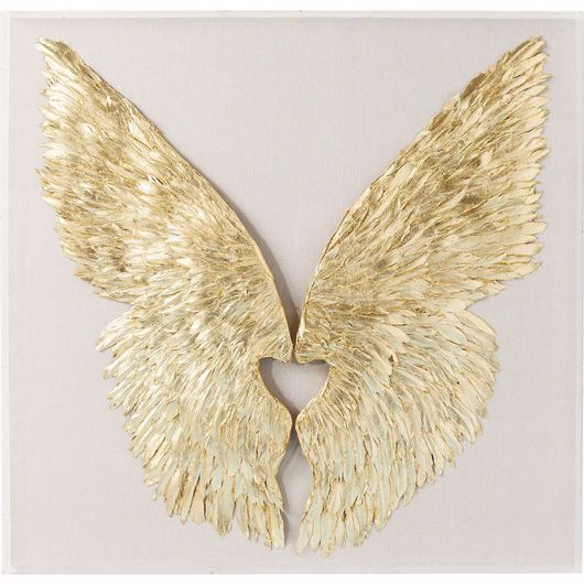 图片 Wings Wall Decoration