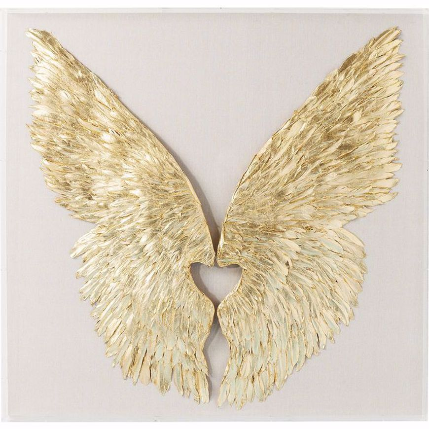 Image sur Wings Wall Decoration