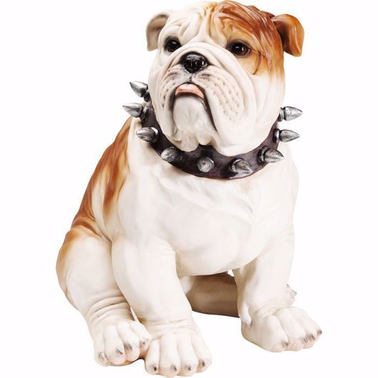 Image de Watching Bulldog Money Box