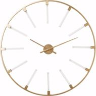 Picture of Visible Sticks Wall Clock