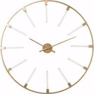 Image sur Visible Sticks Wall Clock
