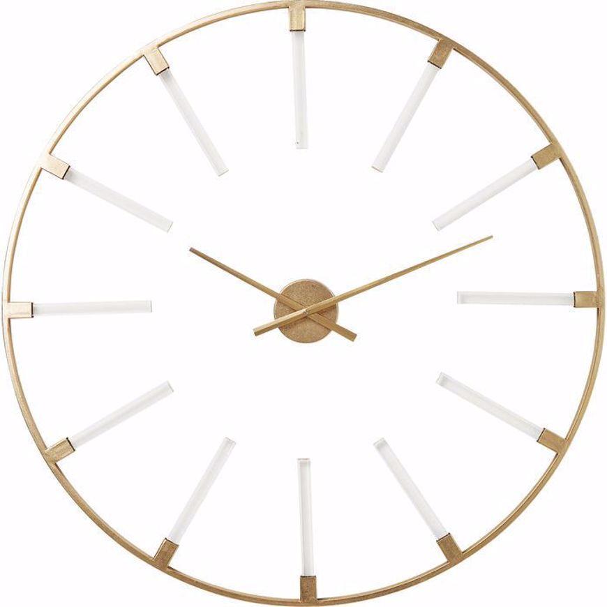 图片 Visible Sticks Wall Clock