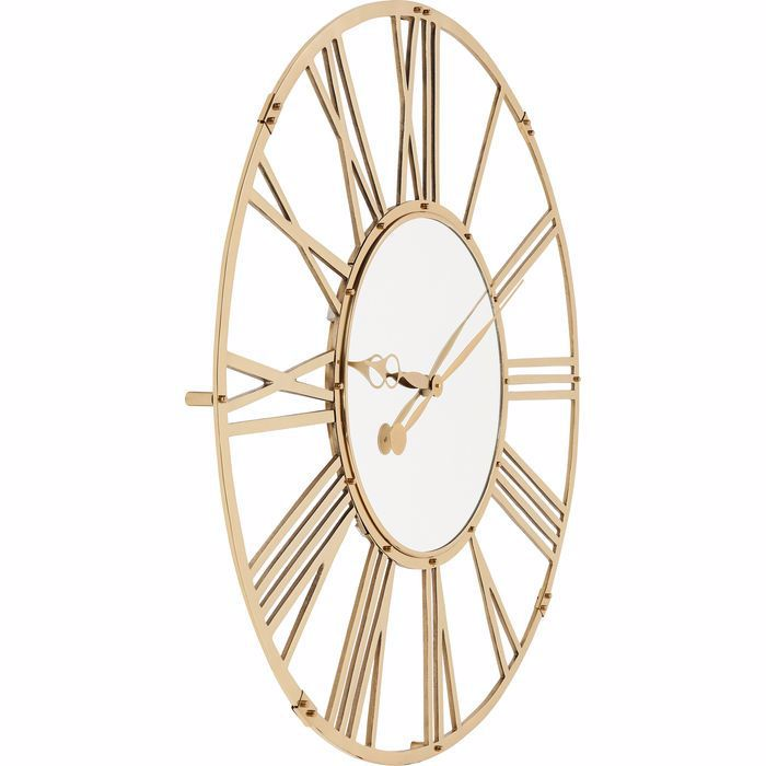 Image sur Giant Gold Wall Clock