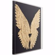 图片 Wings Wall Decoration - Black