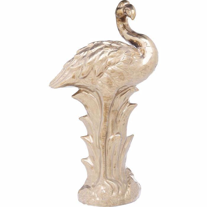 Image sur Flamingo Front Figurine