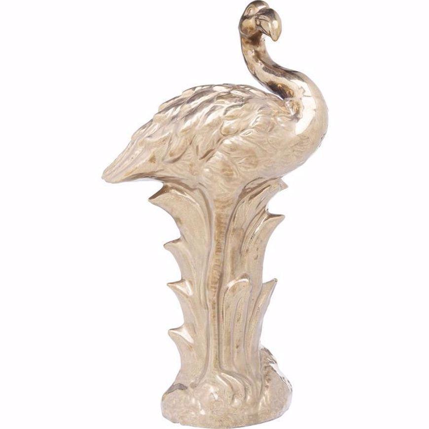 图片 Flamingo Front Figurine