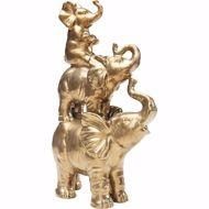 Image sur Circus Elephants Deco Figurine