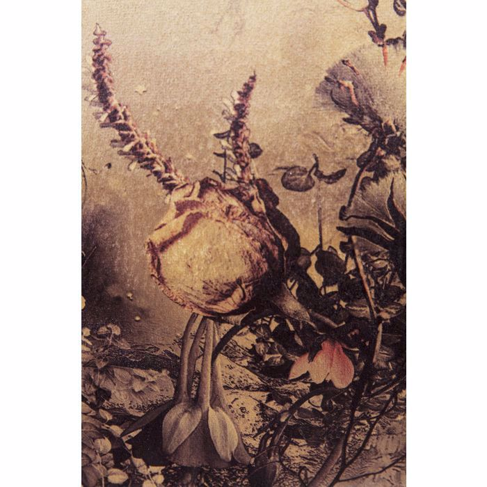 Picture of Romantic Garden Fringe Cushion