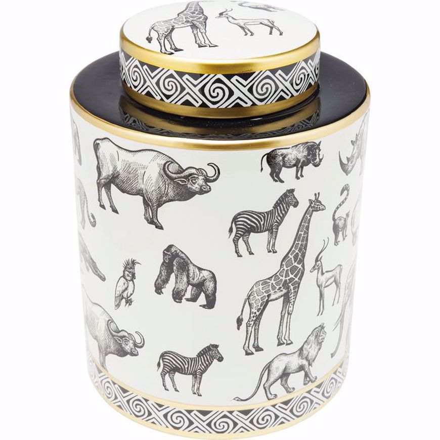 Picture of Animals Jar