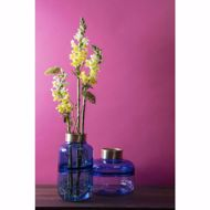 图片 Positano 21 Belly Vase - Blue