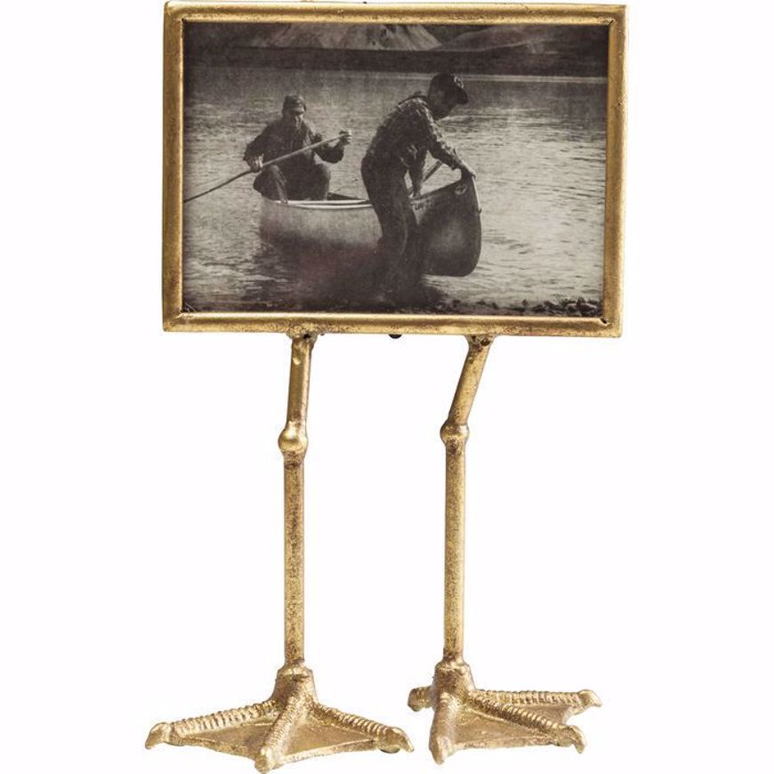 Picture of Duck Feet Horizontal Frame