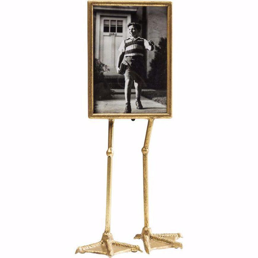 Image sur Duck Feet Vertical Frame
