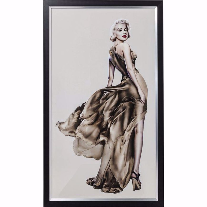 Image sur Marilyn Picture