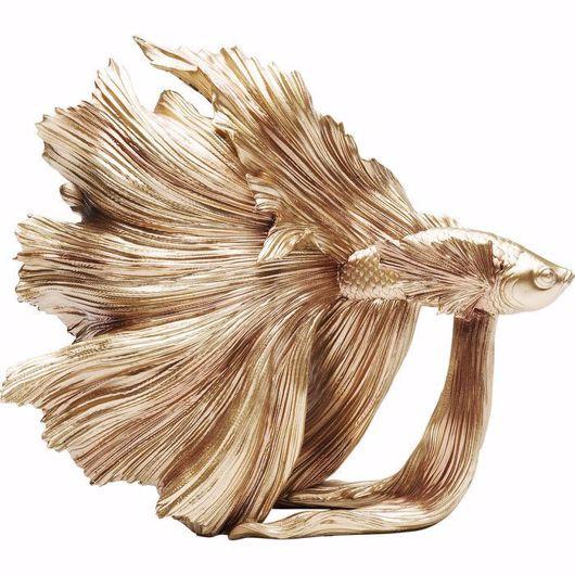 Image de Gold Betta Fish - Small