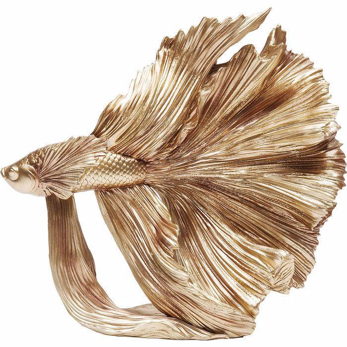 Picture of Gold Betta Fish - Small