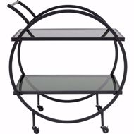 图片 Loft Tray Table - Black