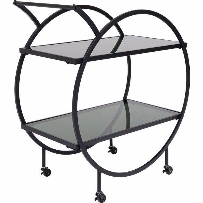 Image sur Loft Tray Table - Black