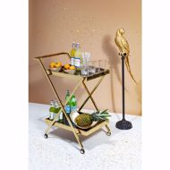 图片 Casino Gold Tray Table