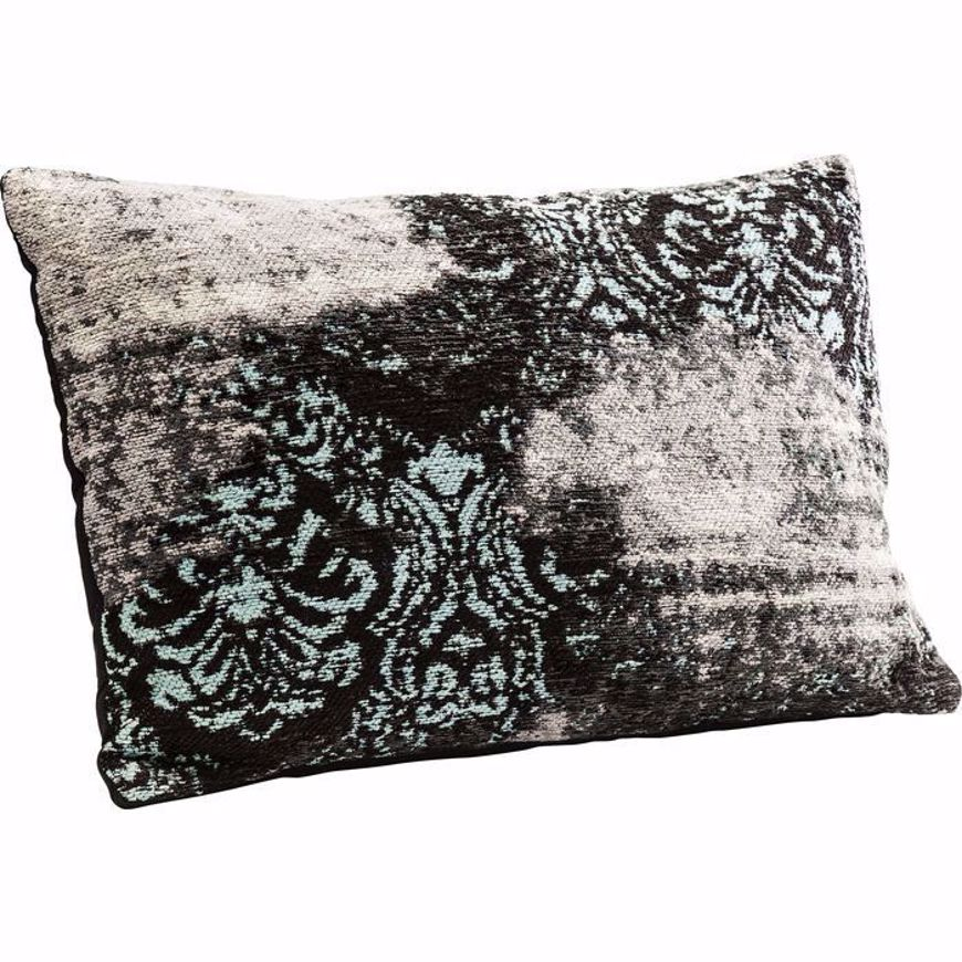 Picture of Kelim Ornament Cushion - Turquoise