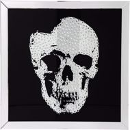 图片 Mirror Skull Wall Art