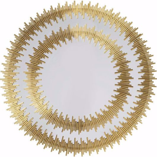 Picture of Solare Mirror - Gold