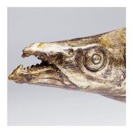 Image sur Pescado Gold Deco Figurine