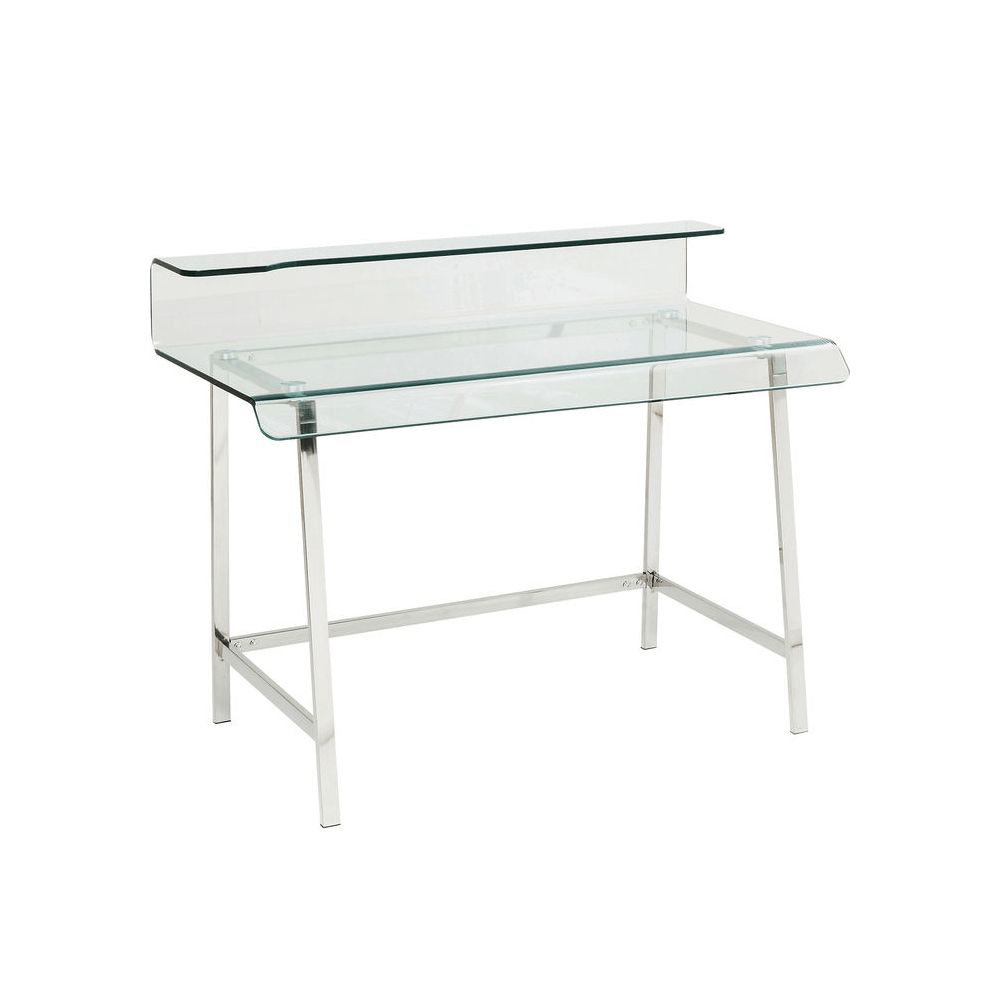 Image sur Visible Clear Off Table