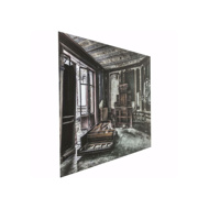 Picture of Vintage Piano Room Glass