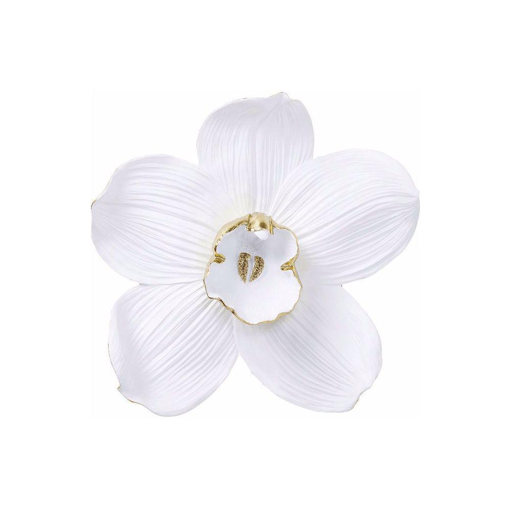 图片 Orchid 25 Wall Decoration - White