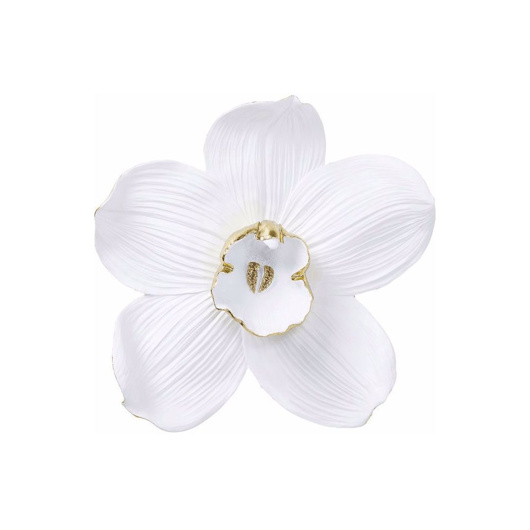 Picture of Orchid 25 Wall Decoration - White
