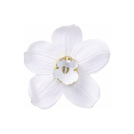 Image de Orchid 25 Wall Decoration - White