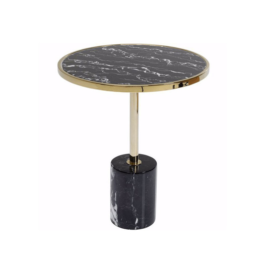 图片 San Remo Side Table - Black