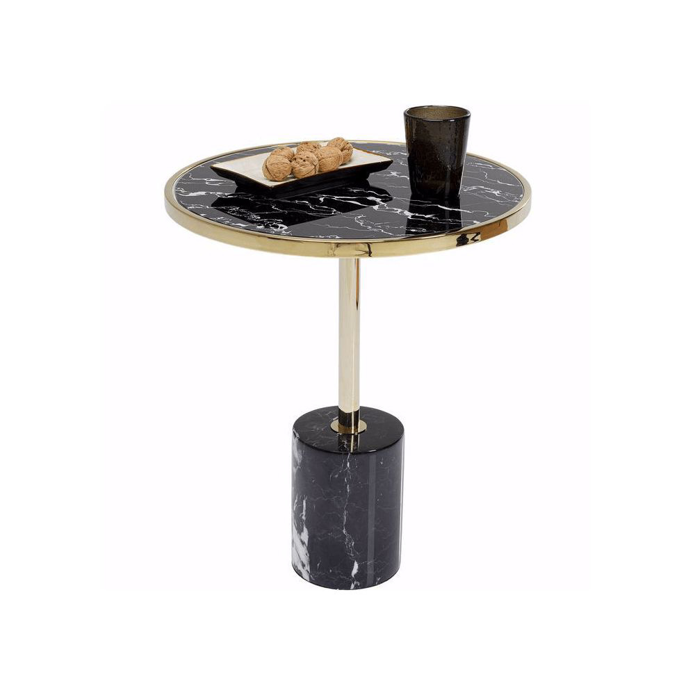 Picture of San Remo Side Table - Black