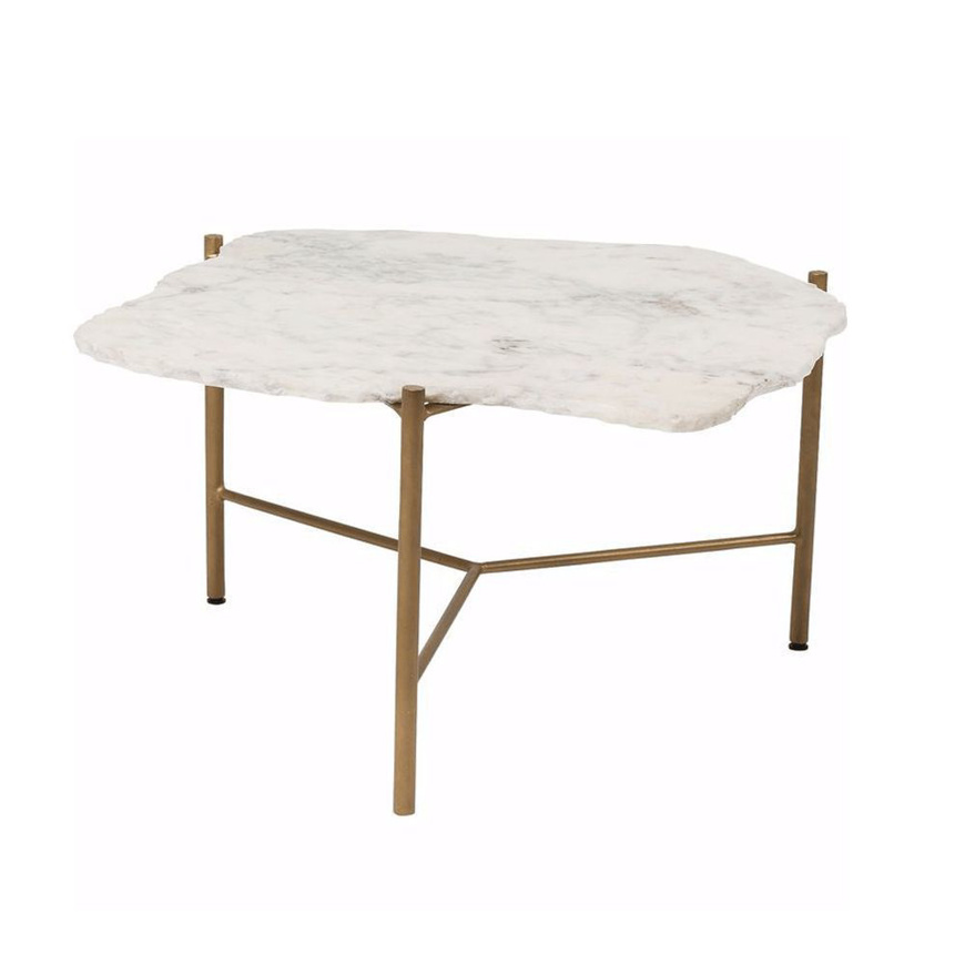 Picture of Piedra Coffee Table - White