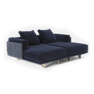 Image sur CAMPUS Loveseat