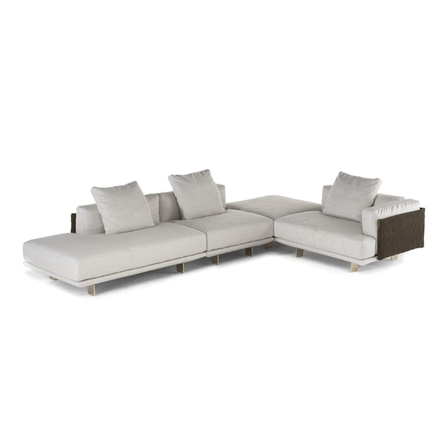 Image sur CAMPUS Sectional Sofa