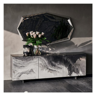 Picture of FOCUS Crystal Art Sideboard