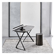 Image sur COCOON Desk - Brushed Grey
