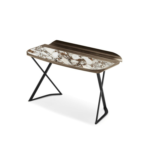 Picture of COCOON Keramik Desk - Bronze Zefiro