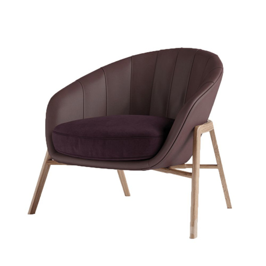 Image de CASSIA Armchair - Brown