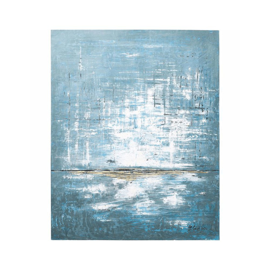 图片 Abstract Blue One Painting