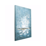 Picture of Abstract Blue One Painting