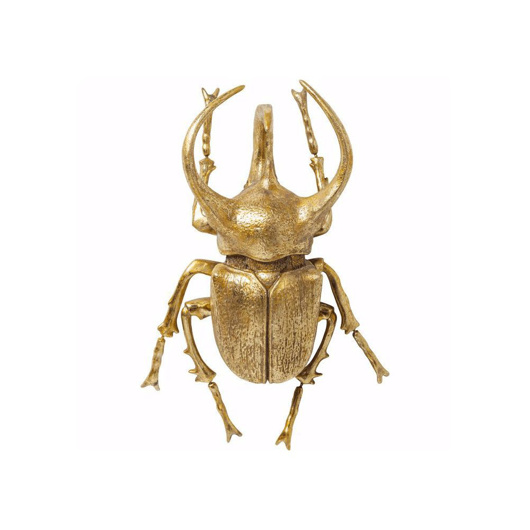 图片 Atlas Beetle Wall Decoration - Gold