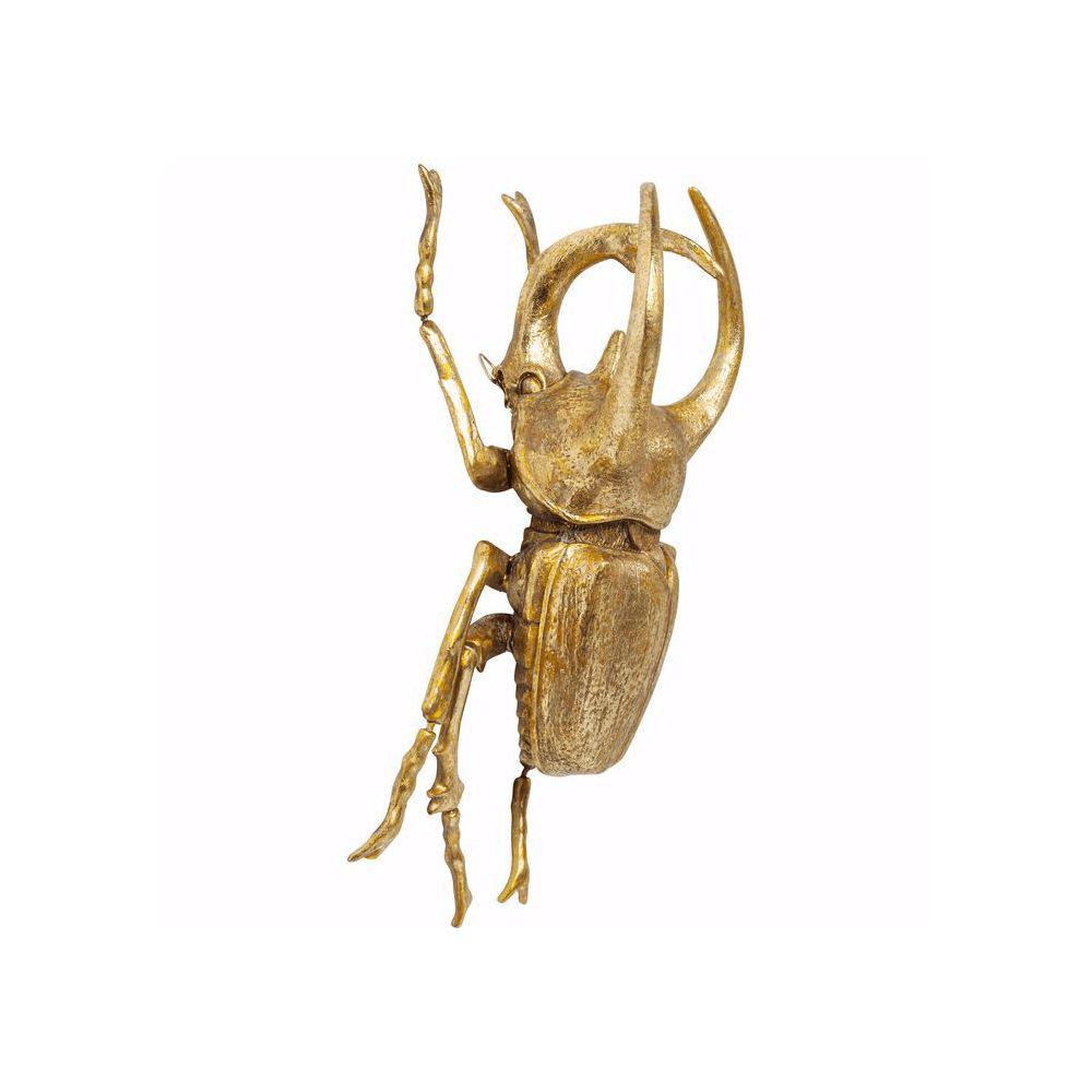 Image sur Atlas Beetle Wall Decoration - Gold