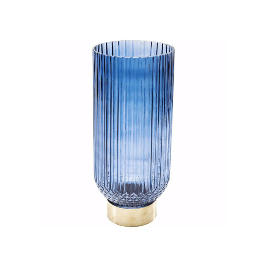 Picture of Barfly 34 Vase - Dark Blue