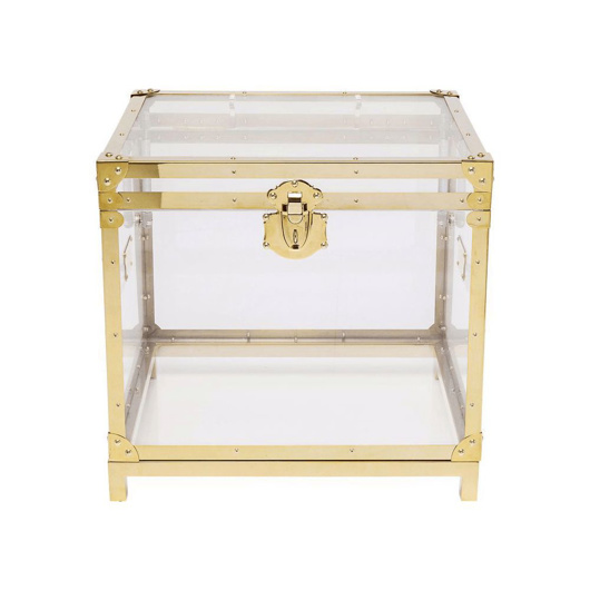 Picture of Gala Trunk Storage Side Table