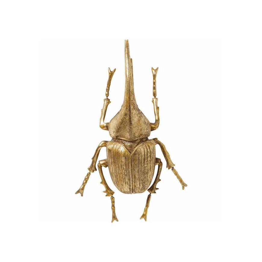 Image sur Herkules Beetle Wall Decoration - Gold