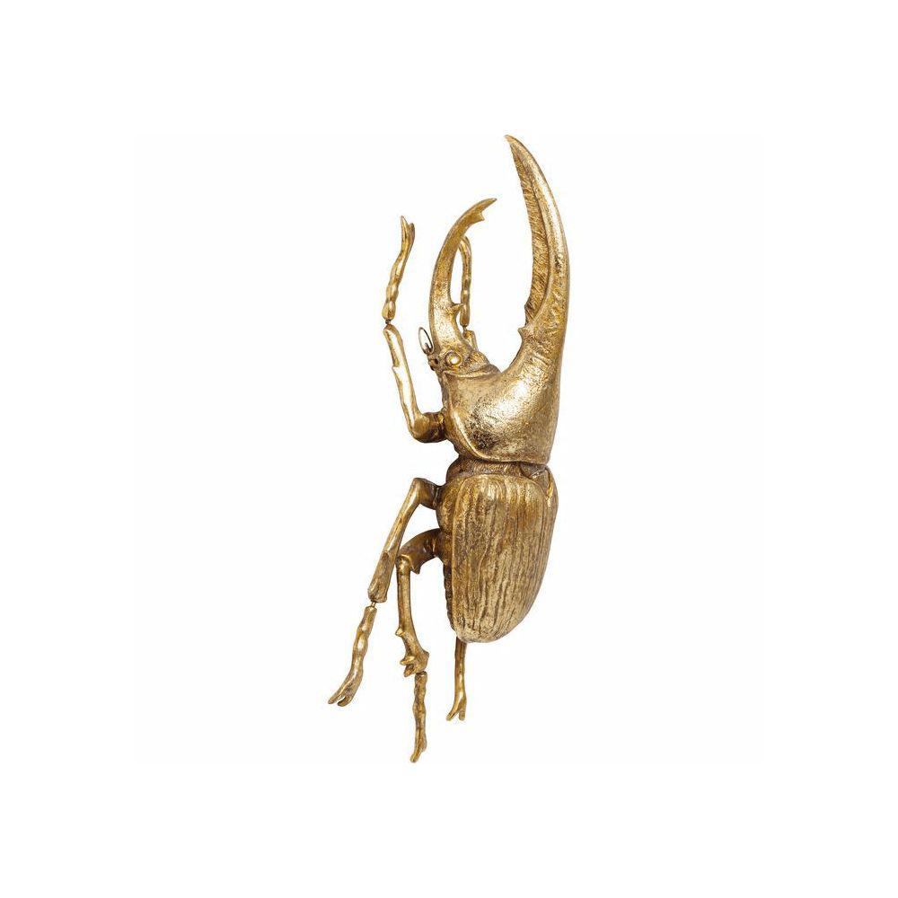 图片 Herkules Beetle Wall Decoration - Gold