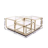 图片 Luigi Modular Coffee Table - Gold